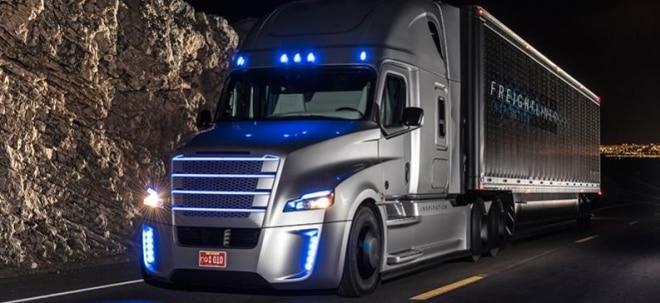 Übernahme in den USA: Daimler Trucks übernimmt Mehrheit an Torc Robotics | Nachricht | finanzen.net