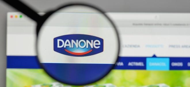 Virus belastet Chinageschäft: Danone will Dividende erhöhen - Aktie letztlich freundlich | Nachricht | finanzen.net