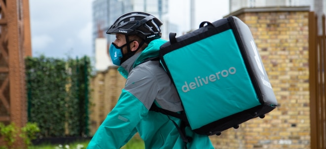 IPO: Deliveroo bestätigt Börsengang in London - Fahrer sollen bei IPO entlohnt werden | Nachricht | finanzen.net