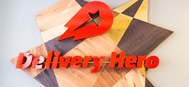 Mehr Bestellungen: Delivery Hero-Aktie an DAX-Spitze: Delivery Hero wächst dynamisch - optimistischer beim Umsatzziel | Nachricht | finanzen.net