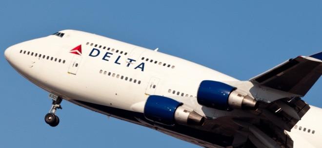 Erlöse gestiegen: Delta-Aktie verliert: Delta mit Gewinnsprung - Ausblick enttäuscht jedoch | Nachricht | finanzen.net