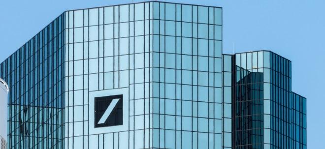 Sewing: Deutsche Bank kommt bei Umsetzung neuer Strategie gut voran - Aktie profitiert