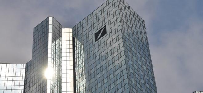 Untersuchung geht weiter: BaFin zieht Daumenschrauben bei Deutscher Bank an | Nachricht | finanzen.net