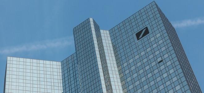Deutsche Bank-Aktie aktuell: Deutsche Bank büßt ein