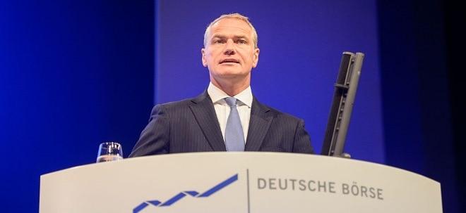 Verständigung gesucht: Deutsche-Börse-Aktien schwächeln - Millionenstrafe leichte Belastung | Nachricht | finanzen.net