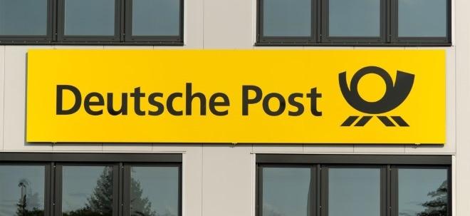 Ab 2019 Deutsche Post Plant Wohl Porto Erhöhung Aktie Schließt