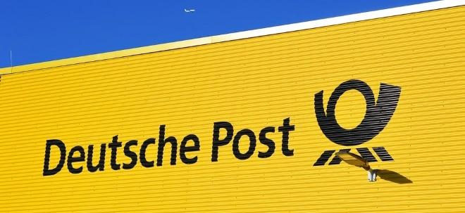 Deutsche Post-Aktie down: Neues Chartsignal