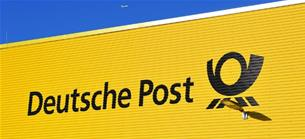 Trading Idee: Trading Idee: Deutsche Post - Short-Chance!