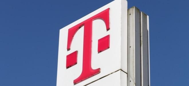 Hohes Gewinnwachstum: Telekom nach Goldman-Empfehlung auf Hoch seit 2002 | Nachricht | finanzen.net