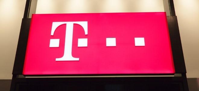 Selbstbewusstsein steigt: Deutsche Telekom-Aktie steigt: Sprint-Übernahme weckt Lust auf mehr | Nachricht | finanzen.net