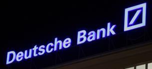 Euro am Sonntag-Einsch�tzung: Deutsche Bank: Rettung verzweifelt gesucht!