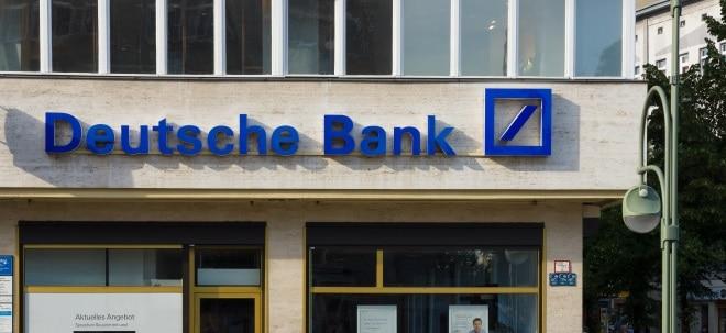 US-Bilanzen im Fokus: Deutsche Bank-Aktien rutschen nach Morgan-Stanley-Zahlen auf Tagestief | Nachricht | finanzen.net