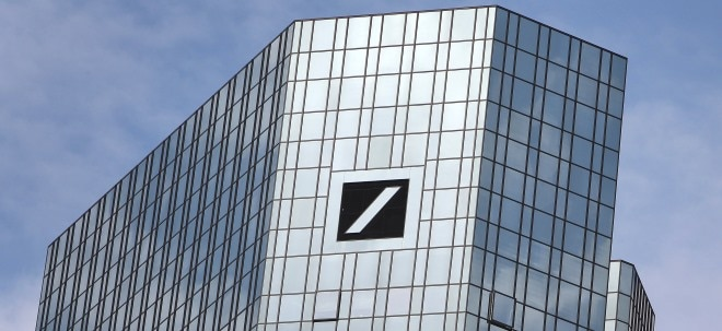 Durchwachsene Zahlen: Deutsche Bank-Aktie verlustreich: Deutsche Bank verdient trotz Ertragsrückgangs mehr