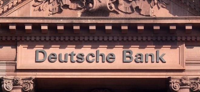 Zahlen am Freitag: Ausblick: Deutsche Bank präsentiert Bilanzzahlen zum jüngsten Jahresviertel | Nachricht | finanzen.net