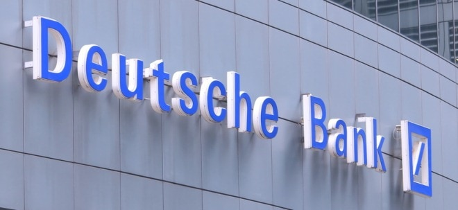 Regelverstöße: Deutsche Bank-Aktie im Blick: Finanzhaus zahlt in den USA abermals Millionenstrafe | Nachricht | finanzen.net
