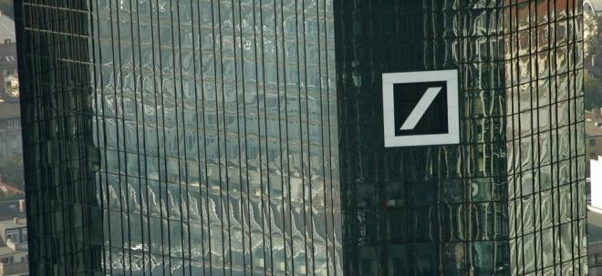 Zuständigkeiten neu regeln: Deutsche-Bank-Aktie schließt fester: Deutsche Bank-Chef gibt wohl Investmentbank-Leitung ab | Nachricht | finanzen.net