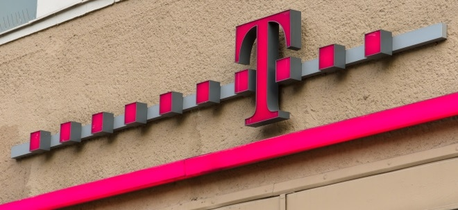 Fortdauernde Sektorrotation: Deutsche Telekom-Aktien und Drillisch-Papiere schwach: Europas Telekomaktien bei Investoren nicht angesagt | Nachricht | finanzen.net
