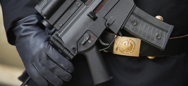Investor mit Interesse: Waffenhersteller Heckler & Koch steht zumVerkauf | Nachricht | finanzen.net