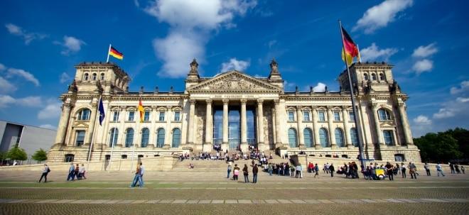 Ausblick stabil: Moody's und Fitch bestätigen Spitzenbonität für Deutschland | Nachricht | finanzen.net