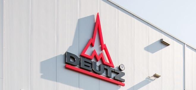 Zulieferer-Pleite belastet: Motorenhersteller DEUTZ kappt Gewinnprognose | Nachricht | finanzen.net