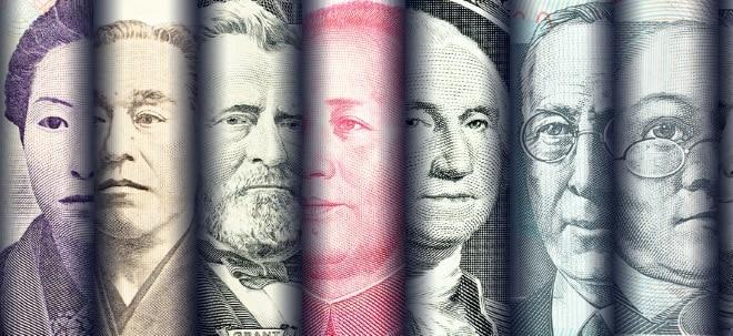 Dollarstärke: Eurokurs fällt auf Jahrestief - Türkische Lira auf Rekordtief   Nachricht   finanzen.net
