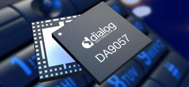 Millionen-Deal: Dialog-Aktie höher, Adesto-Aktie +50 Prozent: Dialog Semiconductor übernimmt Adesto Technologies