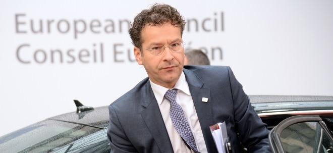 Nach Niederlanden-Wahl: Dijsselbloem bleibt Eurogruppen-Chef | Nachricht | finanzen.net