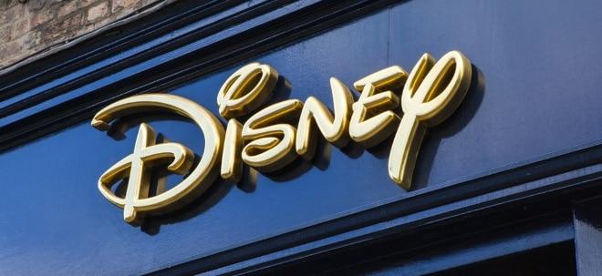 Umsatz unter den Erwartungen: Disney-Aktie zieht kräftig an: Walt Disney erleidet Milliardenverlust - Umsatz unter Erwartungen | Nachricht | finanzen.net