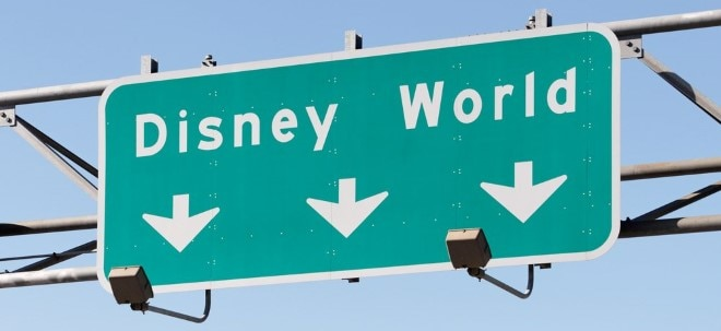 Bilanz steht ins Haus: Erste Schätzungen: Walt Disney stellt das Zahlenwerk zum vergangenen Quartal vor | Nachricht | finanzen.net