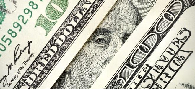 """Dollar-Schwäche: Analyst: Wirtschaftliche und politische Unsicherheit birgt """"Crash-Risiko"""" für den US-Dollar   Nachricht   finanzen.net"""