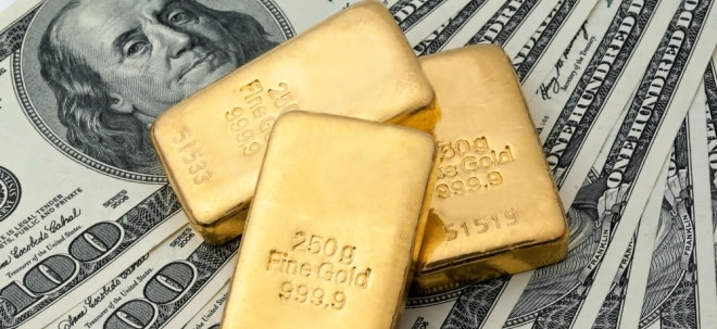 Goldpreis im Fokus: COT-Report: Gold - Heftiger Ausverkauf unter Großspekulanten