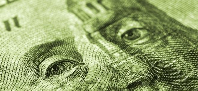 Euro am Sonntag-Zerti-Tipp: Zertifikat auf den Euro/Dollar: Stimmungsabhängigkeit nutzen | Nachricht | finanzen.net