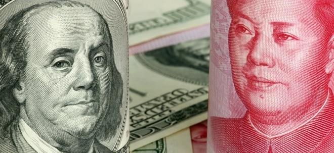 Nach Verlusten im Vorjahr: Chinas Zentralbankchef rechnet mit stabiler Entwicklung des Yuan | Nachricht | finanzen.net