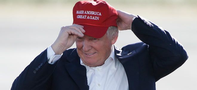 Corona-Krise: Corona-Krise lässt Umsatz von Trumps Unternehmen einbrechen | Nachricht | finanzen.net