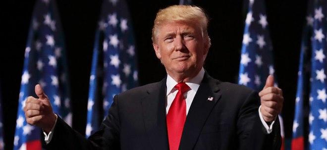 Davos: Trump droht EU: Ohne Handelsabkommen kommen 'sehr hohe' Strafzölle - Von der Leyen: Abkommen kommt bald | Nachricht | finanzen.net