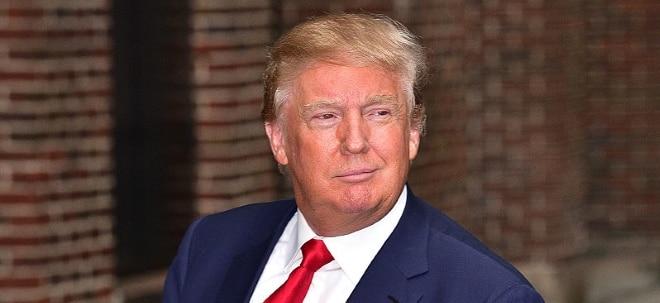 Folgeabkommen später: Trump kündigt Unterzeichnung des Handelsabkommens mit China an - China hält sich bedeckt | Nachricht | finanzen.net