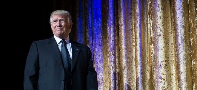 Zölle vermieden: Trump hat offenbar Einigung im Handelsstreit mit China unterzeichnet | Nachricht | finanzen.net