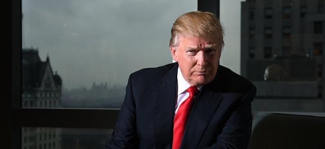 Stahl- und Aluminiumzölle: Trump: \'Handelskriege\' sind \'gut - und ...