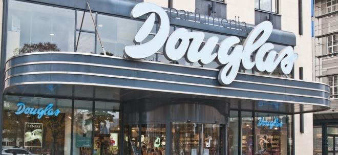 Online-Geschäft hilft: Börsenkandidat Douglas macht weniger Umsatz | Nachricht | finanzen.net