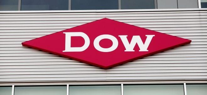 Steigende Nachfrage: Dow-Aktie gibt deutlich ab: Im Auftaktquartal deutlich mehr als erwartet verdient | Nachricht | finanzen.net