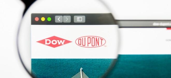 Stärkere Nachfrage: DuPont übertrifft Erwartungen und hebt Ausblick an - DuPont-Aktie leichter | Nachricht | finanzen.net