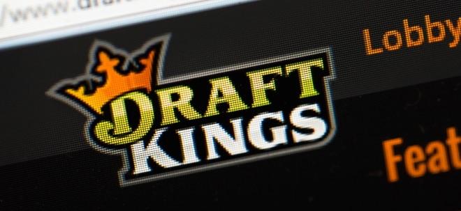 Milliardenübernahme: DraftKings will Entain kaufen - DraftKings-Aktie knickt ein | Nachricht | finanzen.net