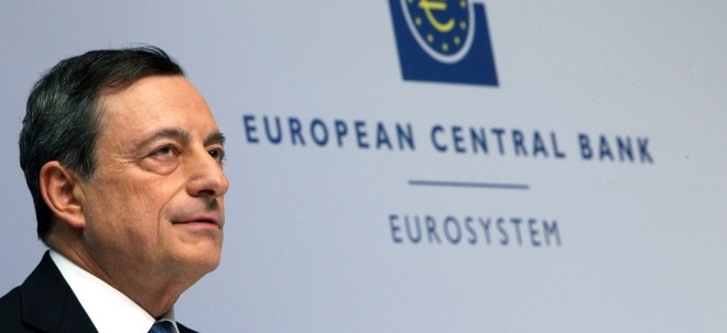 Bitcoin, Ether & Co.: EZB-Chef Draghi: Technologie hinter Kryptowährungen ist sehr nützlich | Nachricht | finanzen.net