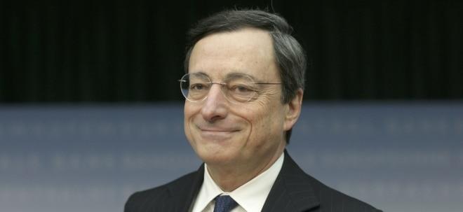 Konferenz: Draghi: EZB könnte Nebenwirkungen negativer Zinsen abmildern | Nachricht | finanzen.net