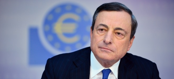 Euroaufwertung als Risiko: Draghi deutet Entscheidungen zu Wertpapierkäufen im Oktober an | Nachricht | finanzen.net