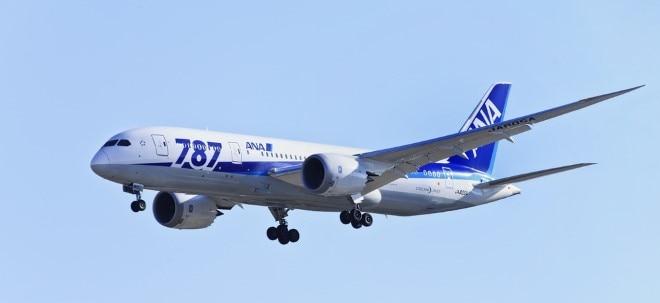 Produktionsfehler: Boeing nimmt acht 787-Flugzeuge für Reparaturen aus dem Betrieb - Aktie fällt | Nachricht | finanzen.net