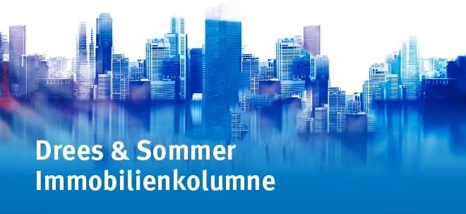Drees & Sommer: Bautechnik als Geben und Nehmen | Nachricht | finanzen.net