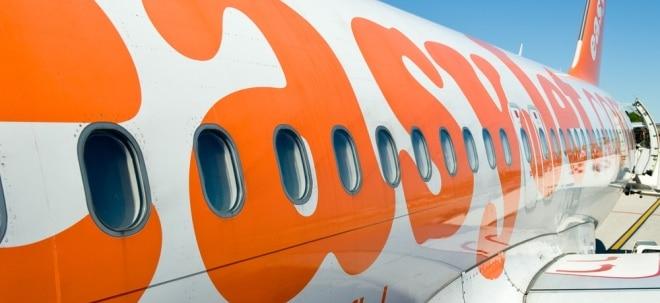 Überlebenskampf: easyJet-Aktie im Sinkflug: easyJet verkauft weitere Flugzeuge und mietet sie zurück | Nachricht | finanzen.net