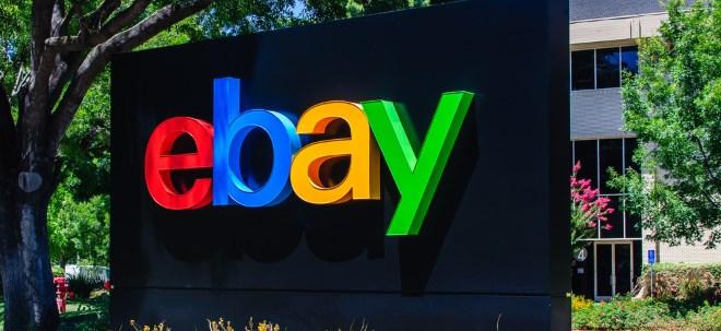 Über Prognosen: eBay-Aktie verliert kräftig: eBay steigert Gewinn und Umsatz | Nachricht | finanzen.net