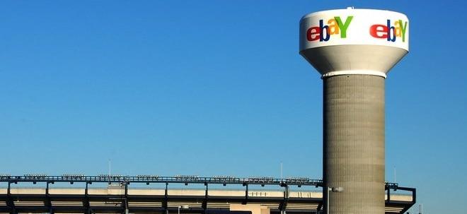 EPS höher erwartet: Ausblick: eBay mit Zahlen zum abgelaufenen Quartal   Nachricht   finanzen.net